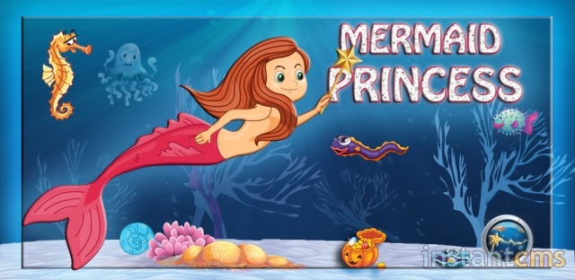 Mermaid Princess Sea Adventure