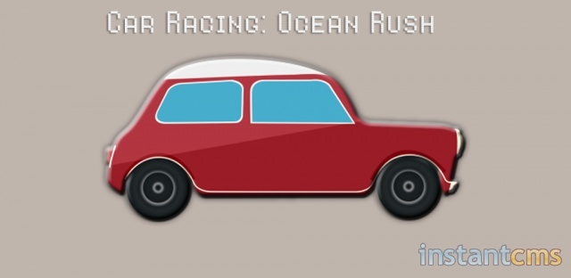 Car Racing: Ocean Rush