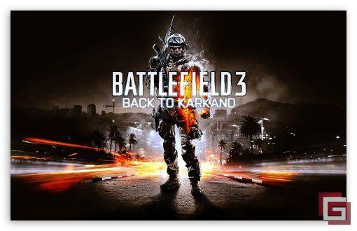 Первое DLC для Battlefield 3: Back to Karkand