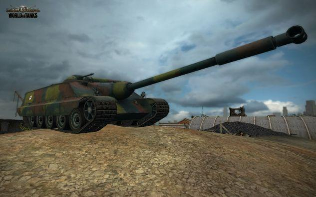 Патч 7.5 для World of Tanks вышел.