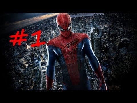 Прохождение The Amazing Spider-Man - часть 1 (Ps3/Xbox360/Pc)