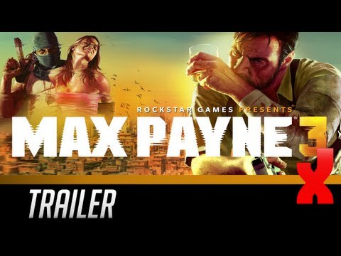 Max Payne 3: Official Trailer