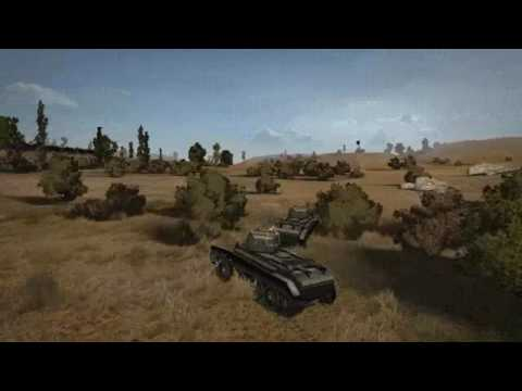 World of Tanks - Light Tanks Gameplay