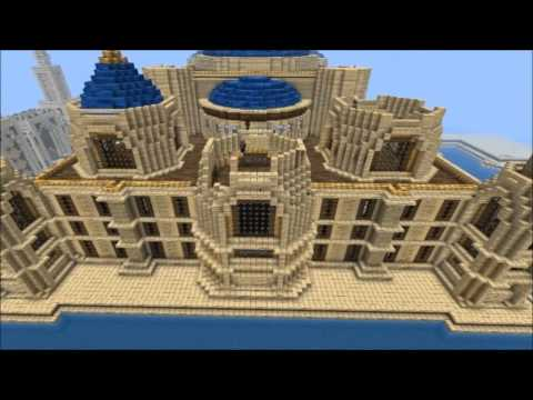 Карты для minecraft - Arabius City