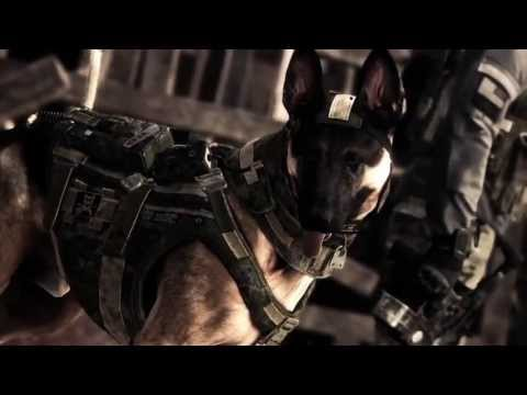 Call of Duty: Ghosts gameplay на Xbox One