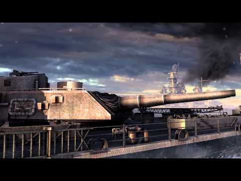 Трейлер World of Warships