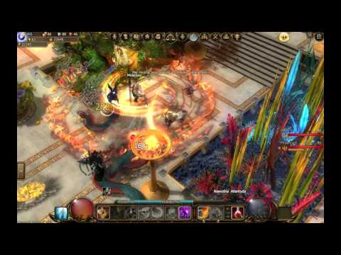Drakensang Online Gameplay