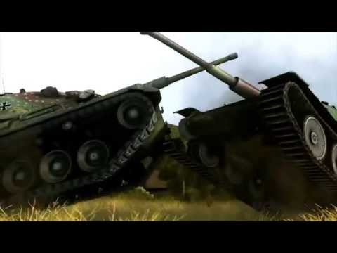 Обзор World of Tanks на консоле Xbox 360