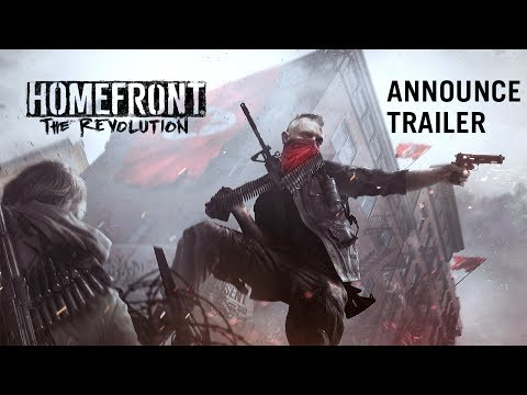 Homefront: The Revolution - трейлер