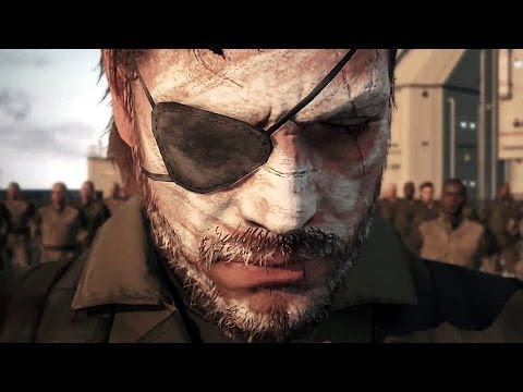 Metal Gear Solid 5: The Phantom Pain - Трейлер с E3 2014