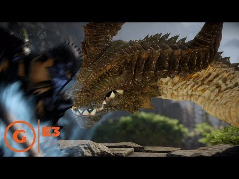 Dragon Age: Inquisition - трейлер от Microsoft
