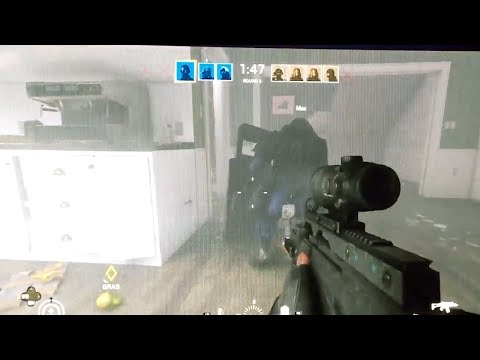 Rainbow Six: Siege - Геймплей с E3 2014