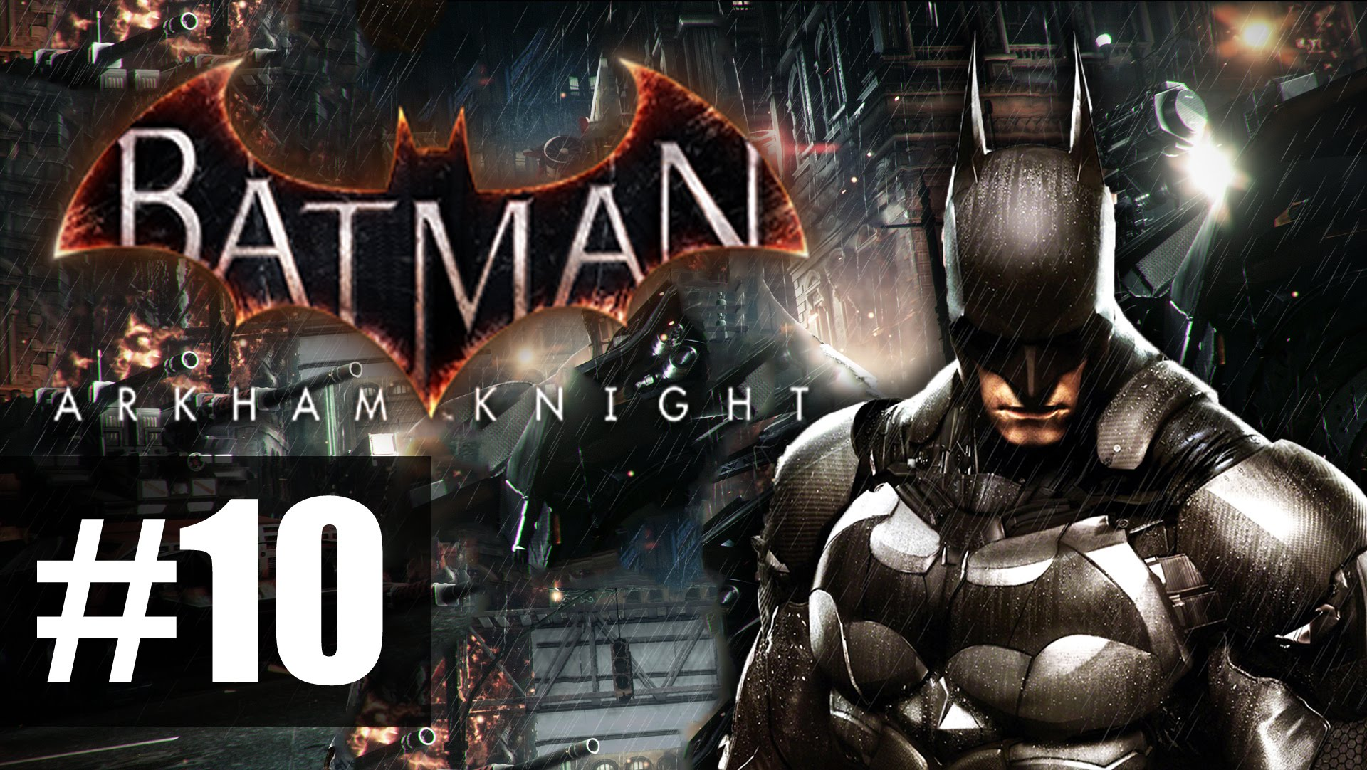 Batman arkham knight проблемы