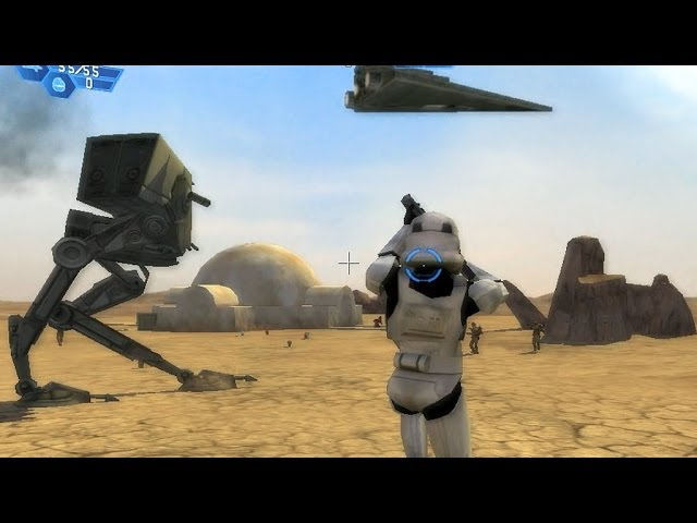 Игра star wars battlefront