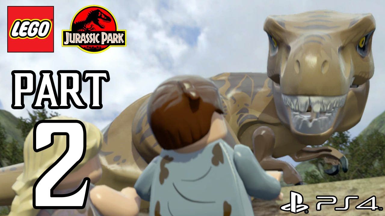 Скачать lego jurassic world на пк