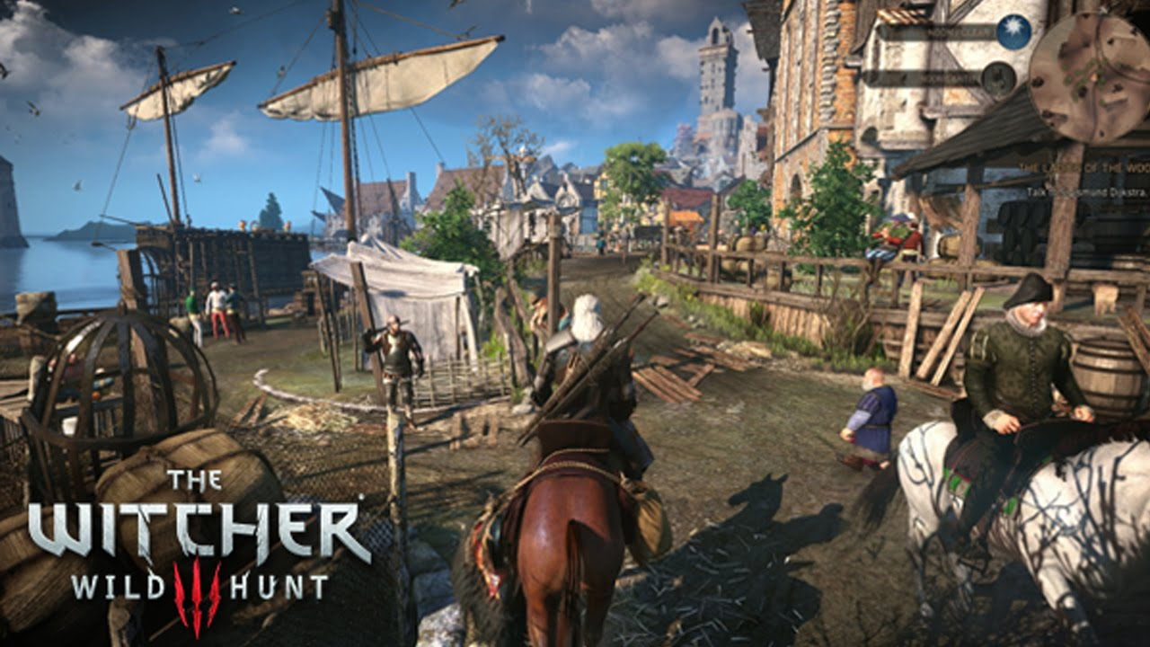 The witcher 3 the wild hunt