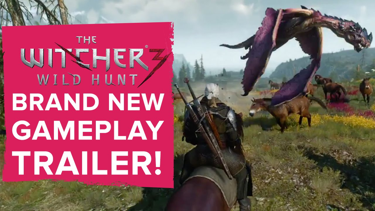 The witcher 3 wild hunt скачать